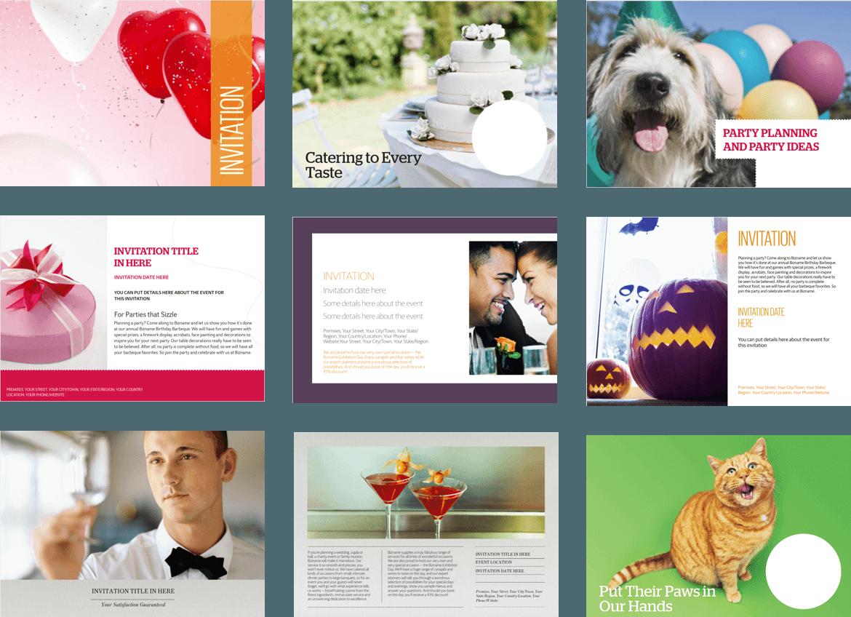 Top Zelf uitnodigingen maken: Gratis online ontwerpen - Drukzo   Blog @BU48