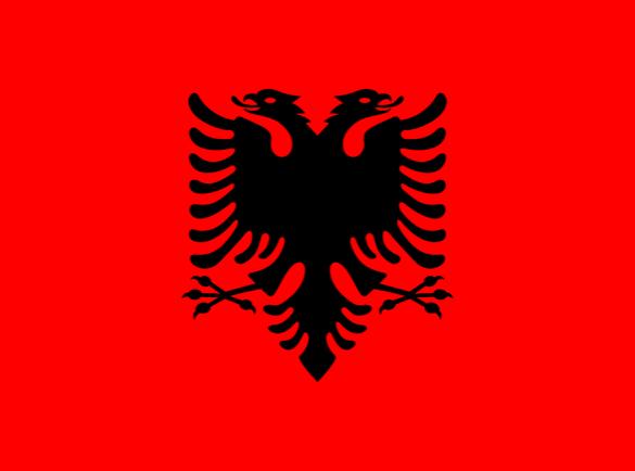 Albanië | Welke Landen Hebben de Beste Vlaggen?