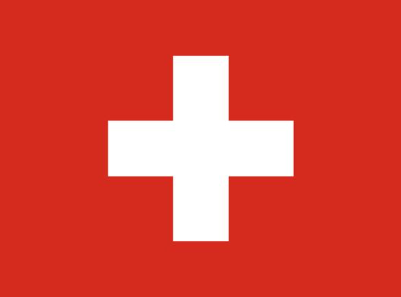 Zwitserland | Welke Landen Hebben de Beste Vlaggen?