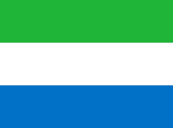 Sierra Leone | Welke Landen Hebben de Beste Vlaggen?