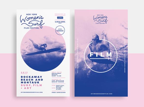 Droomachtig | 5 Geweldige Voorbeelden van Poster Designs
