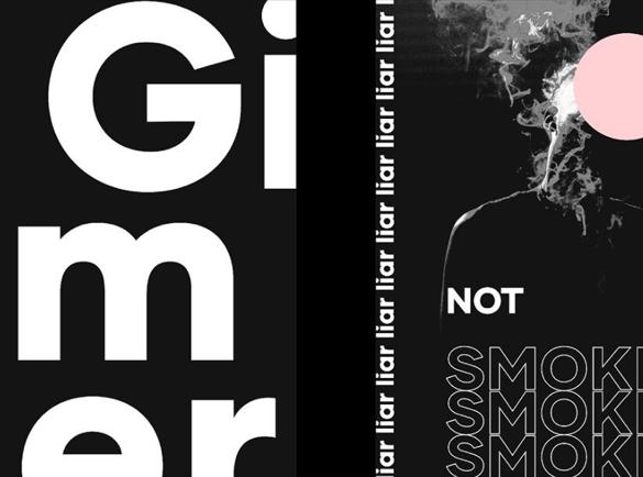 Gilmer | De Beste Fonts om te Gebruiken voor Posters