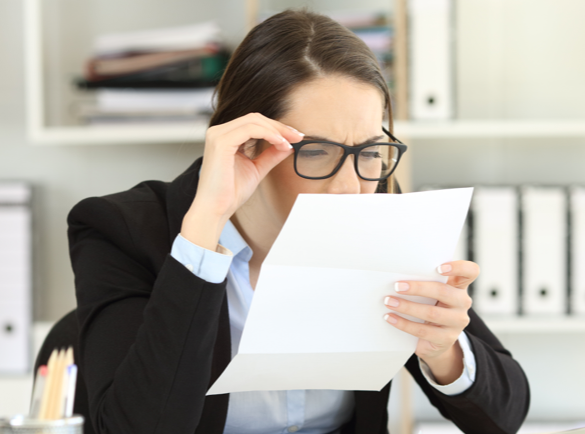 Teksten | Veelvoorkomende drukwerk fouten en hoe je deze kan voorkomen