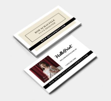Businesscard block 2